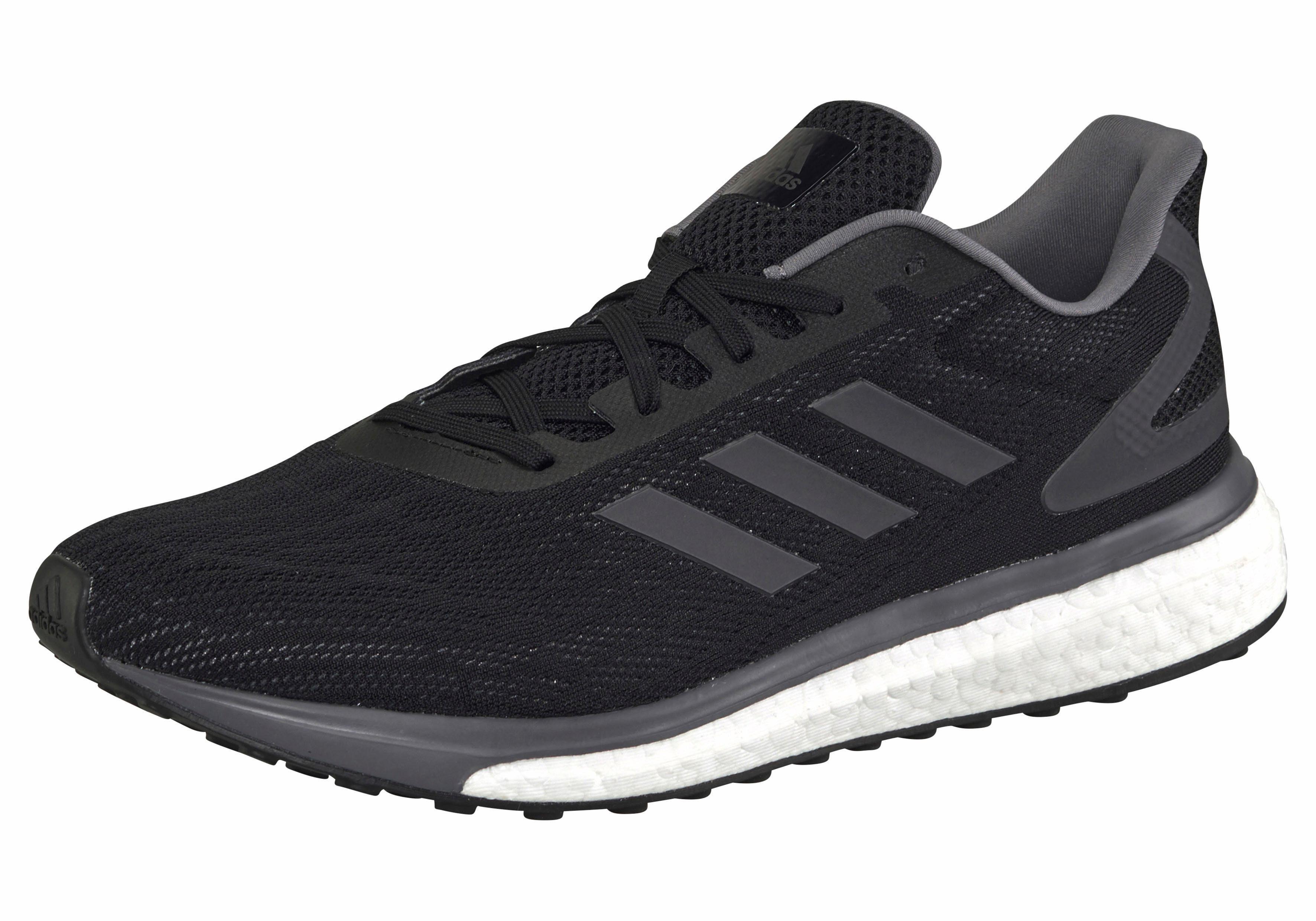 Adidas Response M Boost Herren Laufschuh Schwarz Running