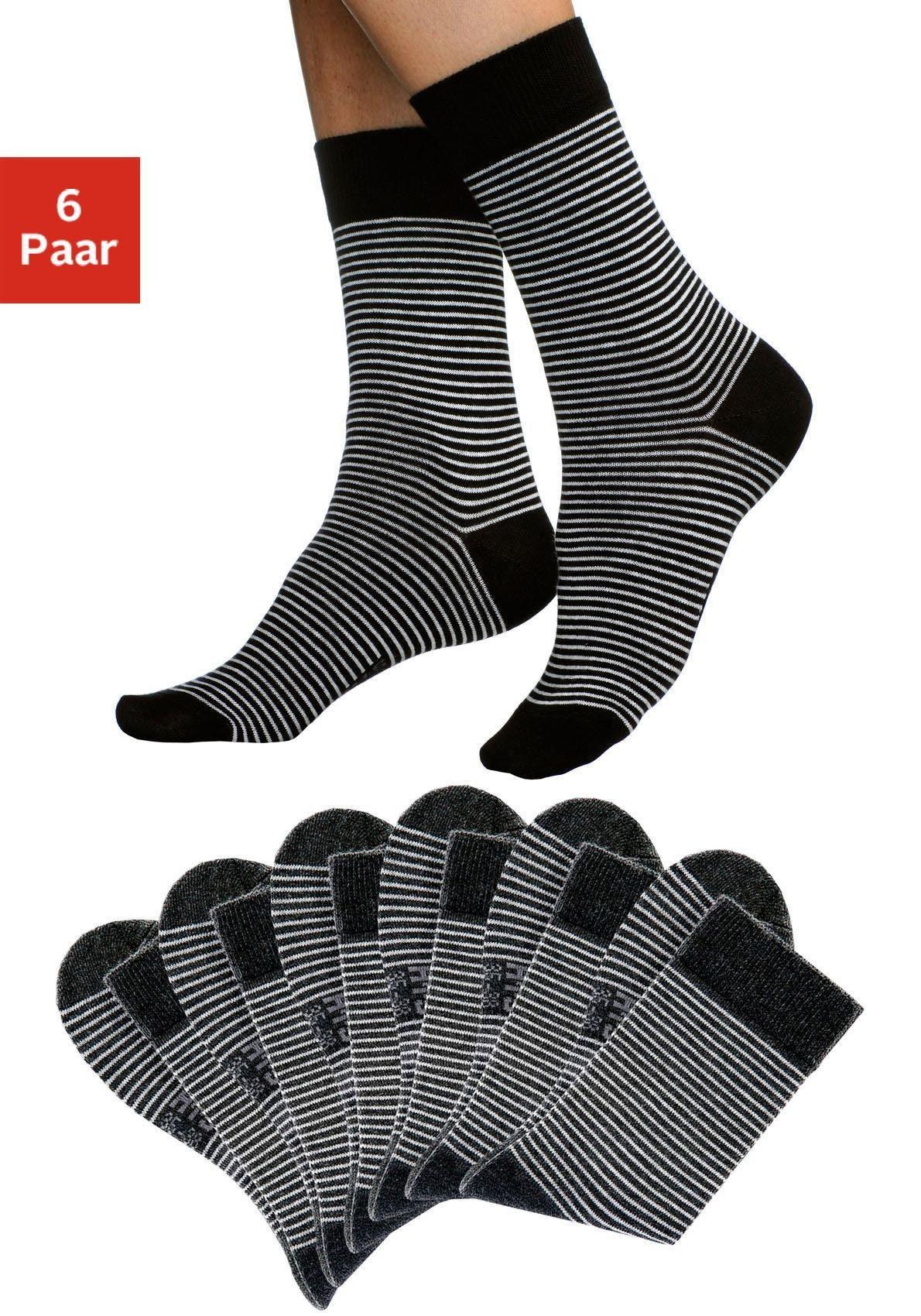 12Paar Damen Sneaker Socken mit Design Sternchen 35//38