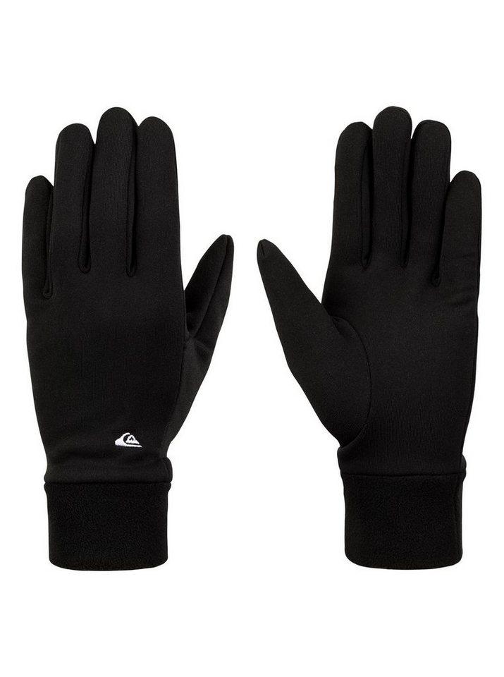 Quiksilver Strickhandschuhe »Hottawa« | Accessoires > Handschuhe > Strickhandschuhe | Schwarz | Quiksilver