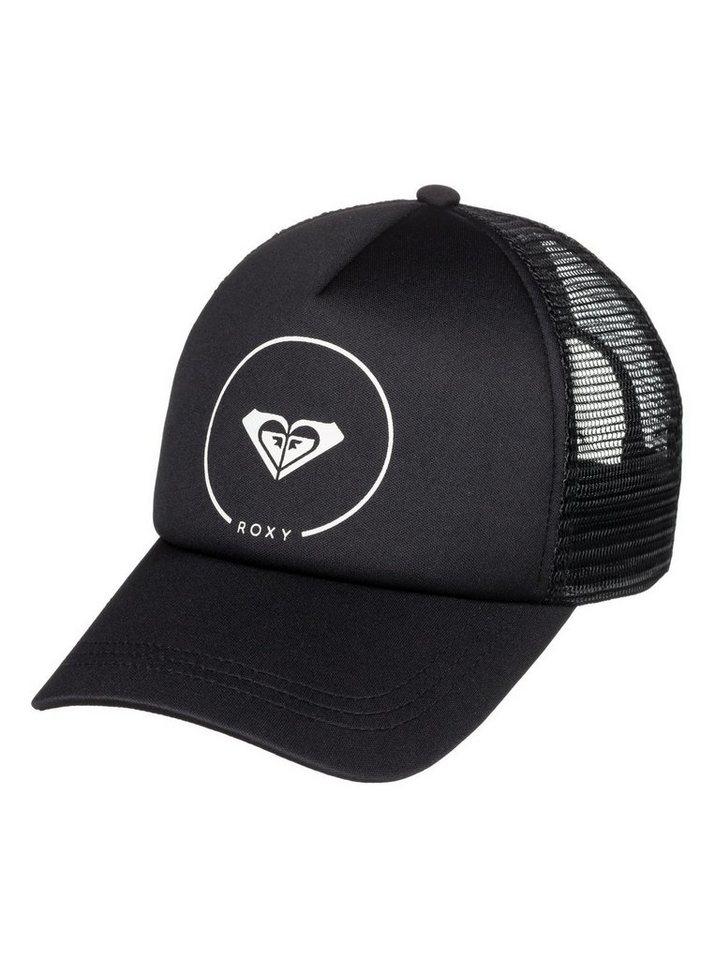 Roxy Trucker Cap »Truckin« | Accessoires > Caps > Trucker Caps | Schwarz | Polyester | Roxy