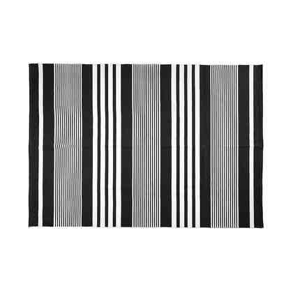 BUTLERS SILENT DANCER »Teppich gestreift 160x230 cm«