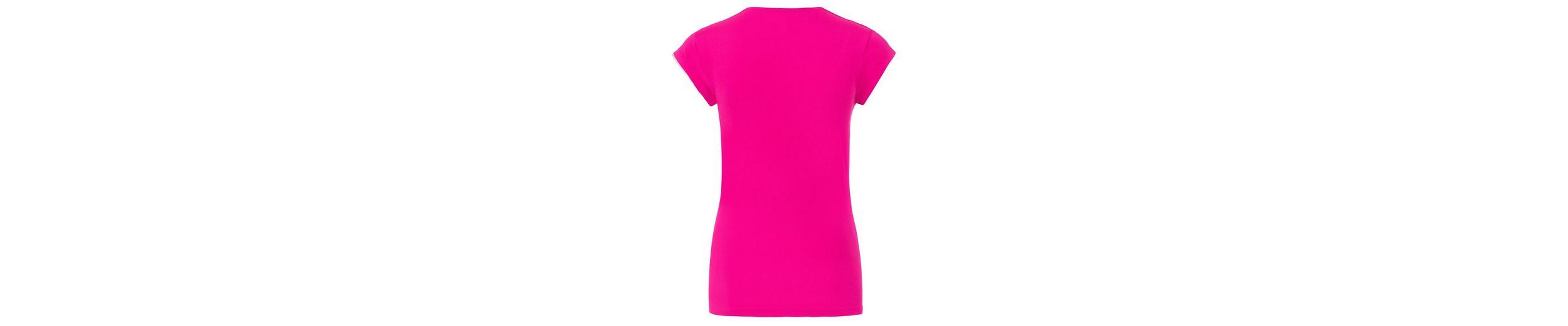 Online-Shopping-Freies Verschiffen BIDI BADU T-Shirt in tailliertem Schnitt Bella Qualität Original Billig Gutes Verkauf Geniue Händler Verkauf Online LuOLVw1