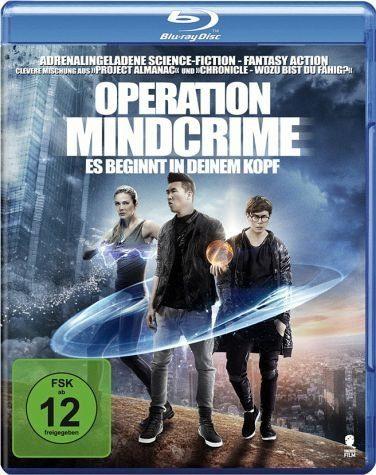 Blu-ray »Operation Mindcrime - Es beginnt in deinem Kopf«