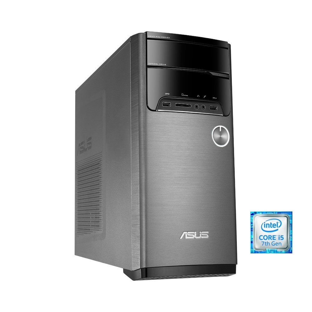 ASUS Vivo PC, Intel® Core™ i5-7400, 16GB, SSD+HDD, GeForce® GTX 1050 »M32CD-K-DE020T«