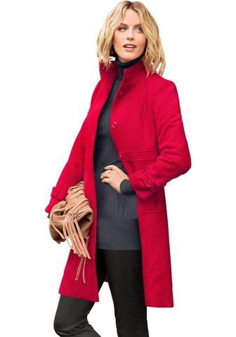 Classic пальто короткое мягкий wie Wol...