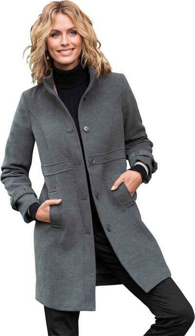 Außergewöhnlich Mantel Stehkragen Damen. Gallery Of Jacke Mit Stehkragen Damen #NE_44