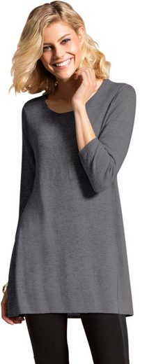 Ambria Pullover in angedeuteter A-Form