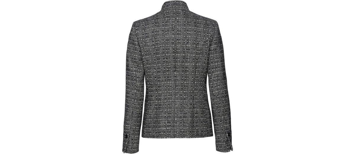 Highmoor Tweed-Stehkragenjacke Rabatt Bestellen Erscheinungsdaten Geschäft Billig Verkauf Rabatt ZwXN9rke