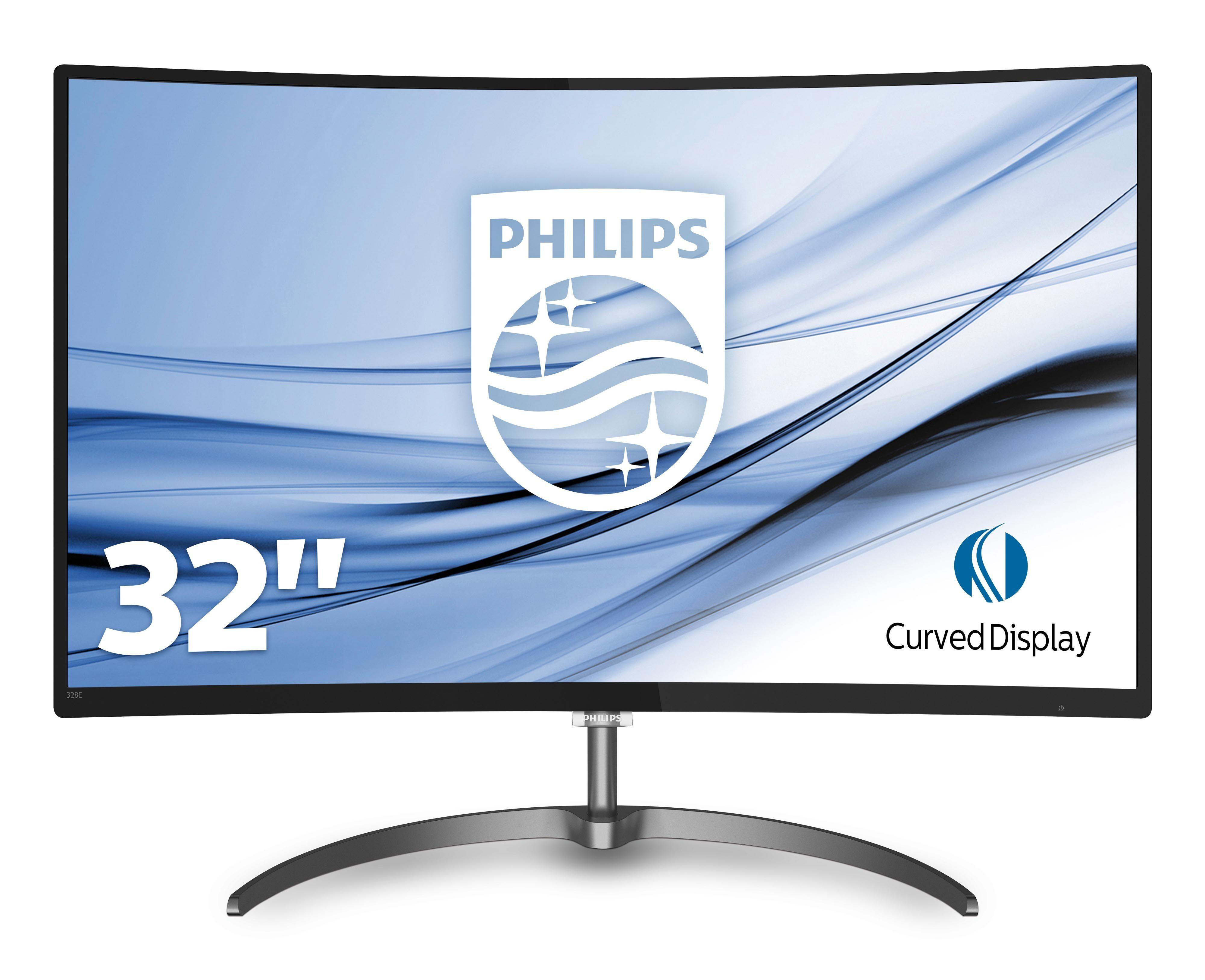 Philips Full HD geschwungener Monitor, 80cm (31,5 Zoll) »328E8QJAB5/00«