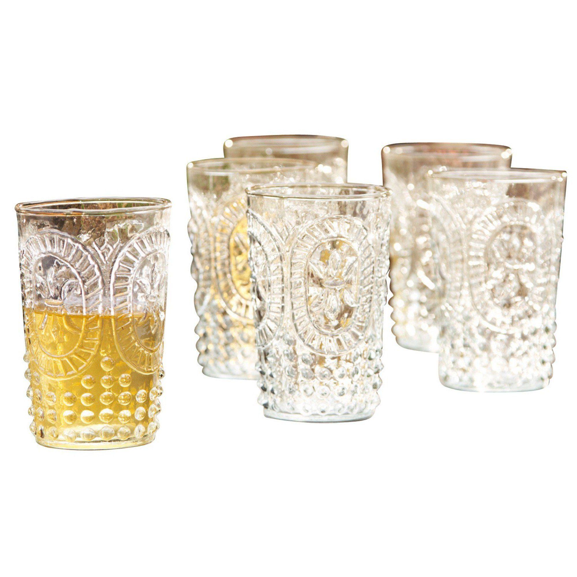 Loberon Gläser 6er Packung »Fleury«