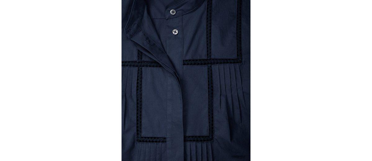 Reitmayer Bluse mit Plastron Verkauf Fälschung Günstig Kaufen Bestellen Günstig Kaufen Professionelle Billige Auslass Großer Rabatt rI34C8Cx