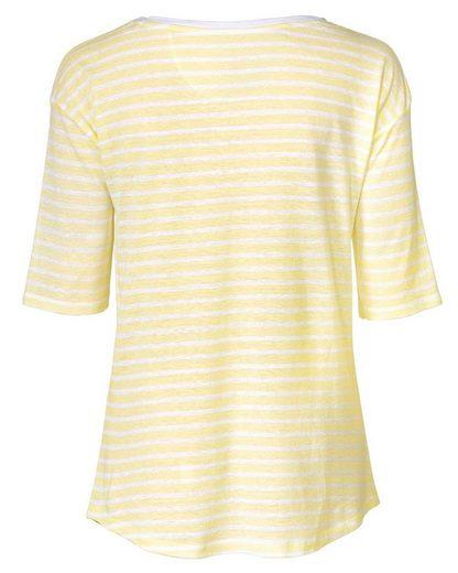 Arqueonautas Streifenshirt