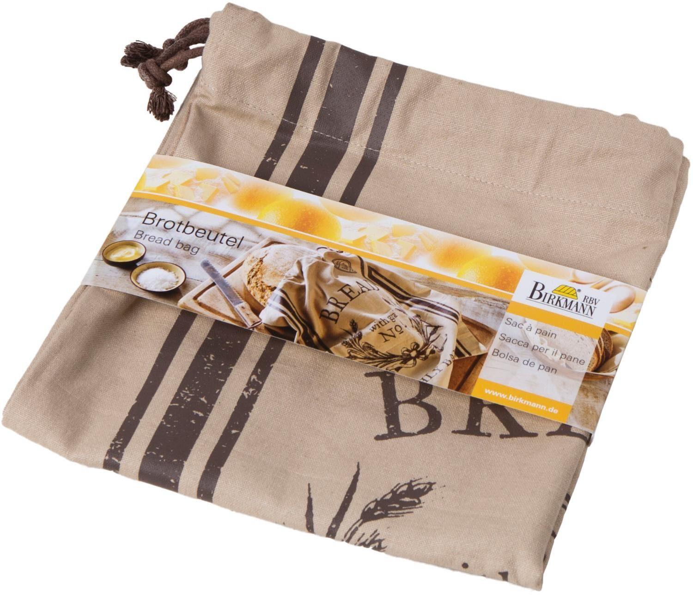 """Birkmann Brotbeutel """"Bread Bag"""" mit Kordelzug"""