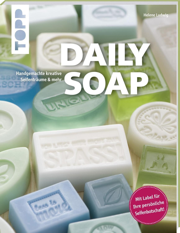 """Topp Buch """"Daily Soap"""" 48 Seiten"""