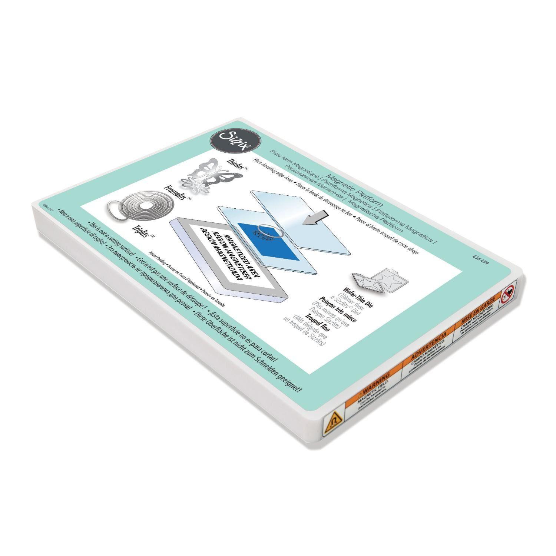 """Sizzix Magnetplatte """"Magnetic Platform"""" zum Fixieren der Schablonen"""