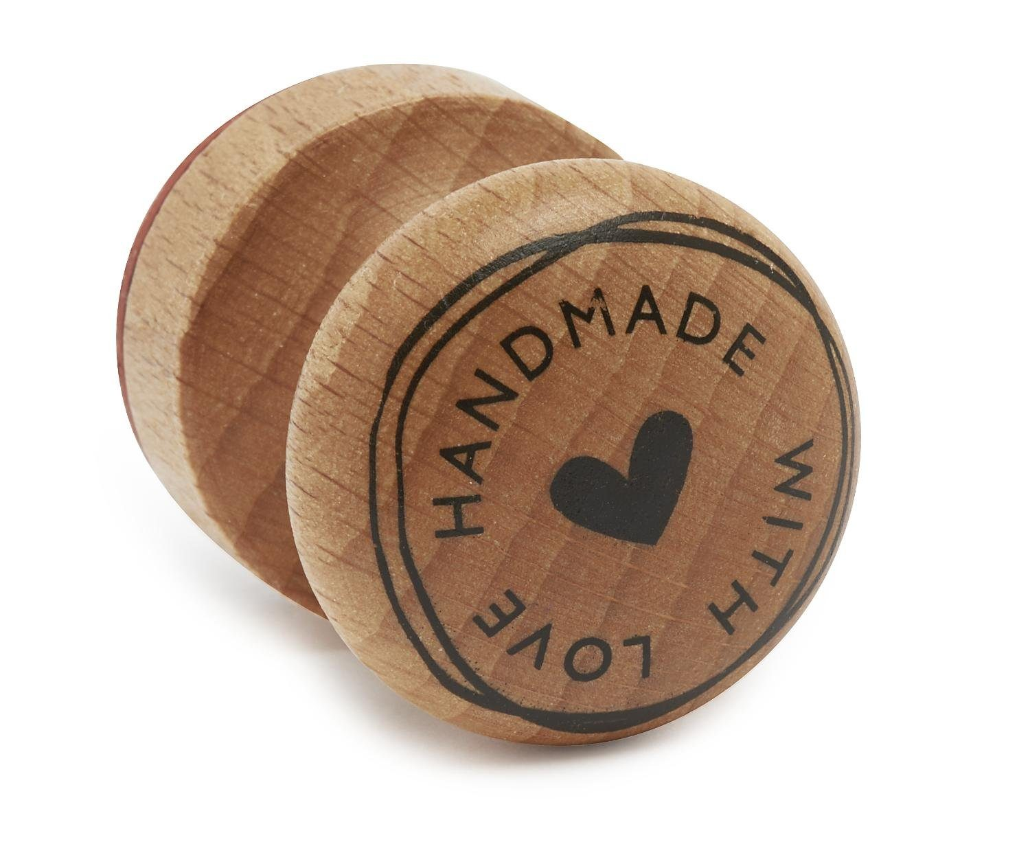 "Stempel ""Handmade with love"""