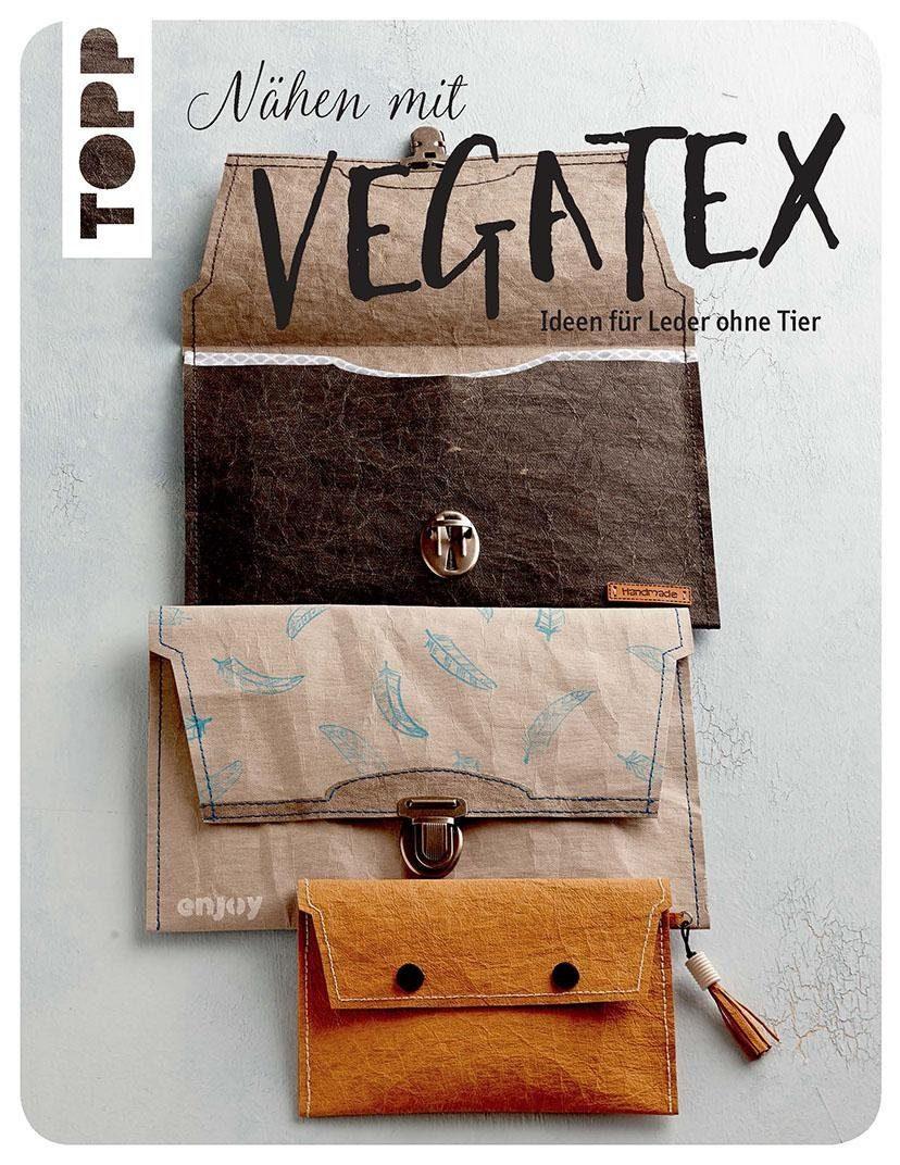 """Topp Buch """"Nähen mit Vegatex"""" 64 Seiten"""