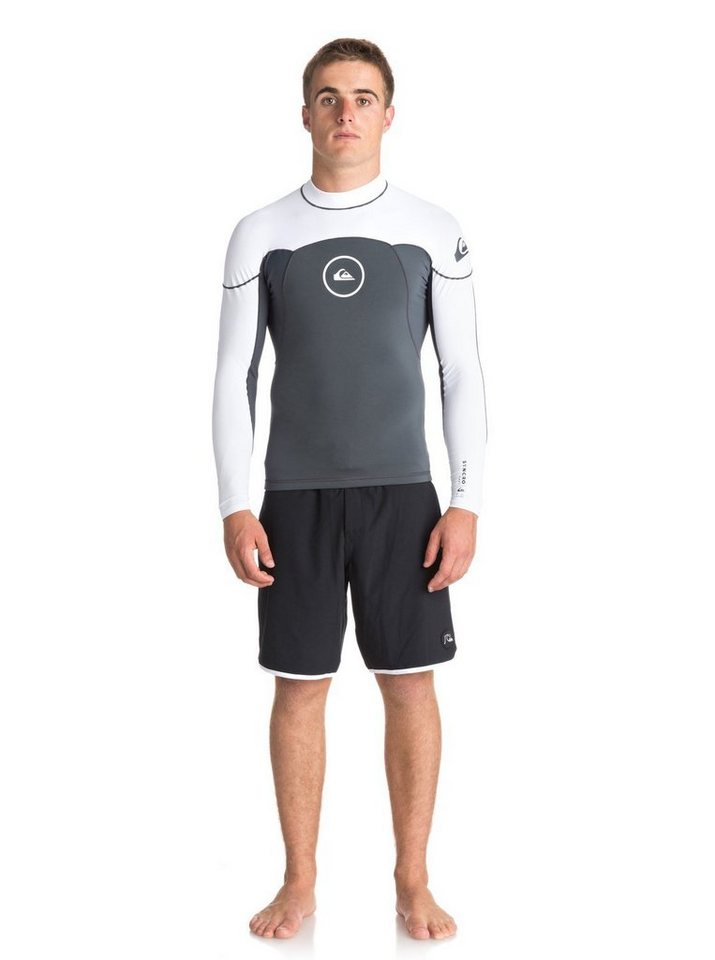 Quiksilver Neoprenanzug »1mm Syncro Series« | Sportbekleidung > Sportanzüge | Weiß | Nylon | Quiksilver