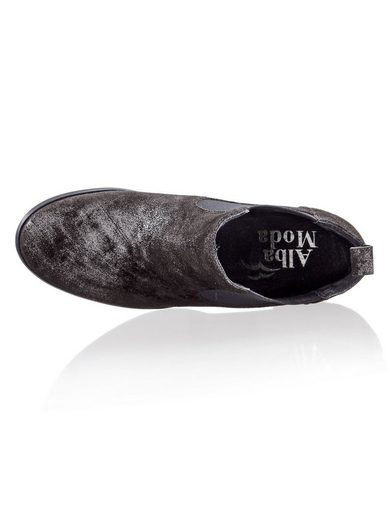 Alba Moda Ankle Boot In Chelsea-form