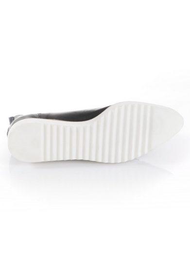 Alba Moda Schnürschuh in knöchelhoher Form