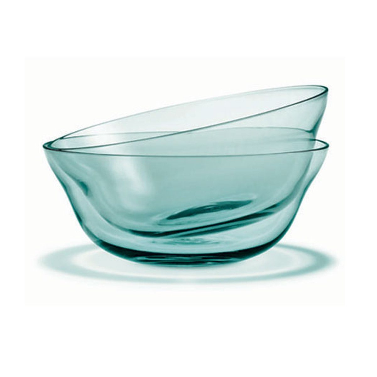 HOLMEGAARD Holmegaard Schale 2er-Set Future Wasser