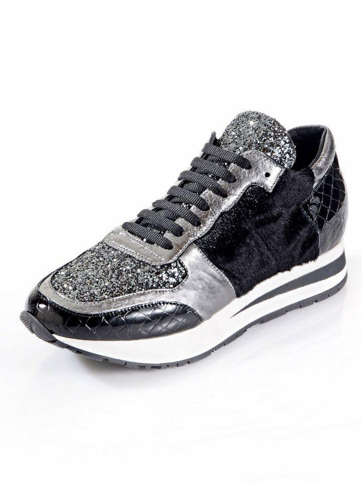 check out b843d 413e1 Alba Moda Sneaker mit Glitzer-Effekt online kaufen | OTTO