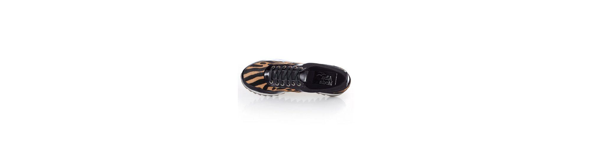 Alba Moda Sneaker im Leopardenfell-Muster Modestil Bester Verkauf 100% Original Online-Verkauf z7Ag7cGk4