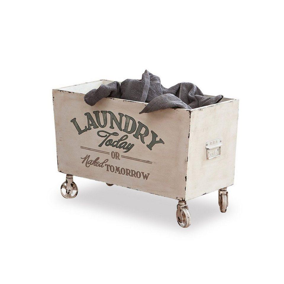 loberon holzkiste today online kaufen otto. Black Bedroom Furniture Sets. Home Design Ideas