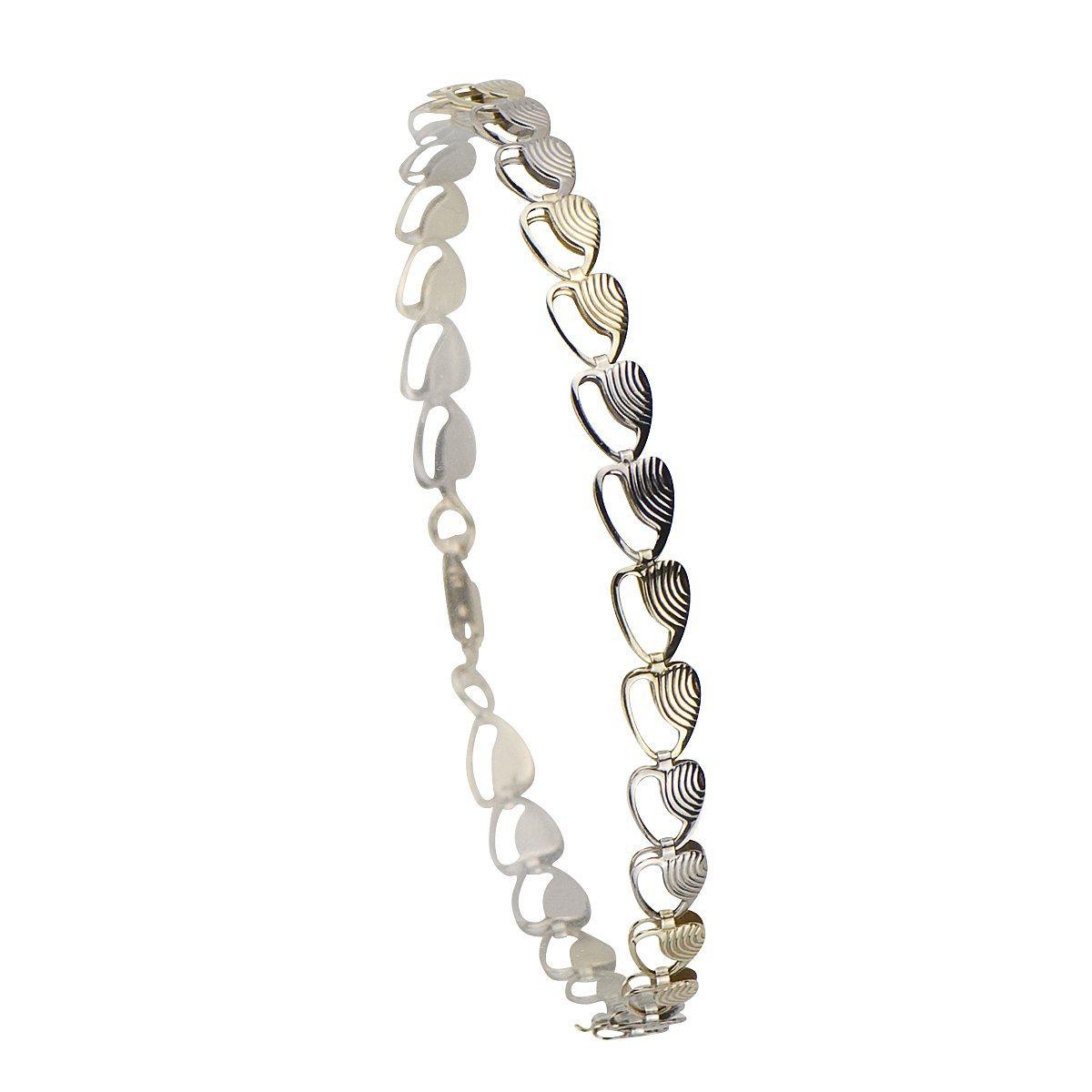 Firetti Armband 333/- Gelbgold bicolor | Schmuck > Armbänder > Goldarmbänder | Bunt | Firetti