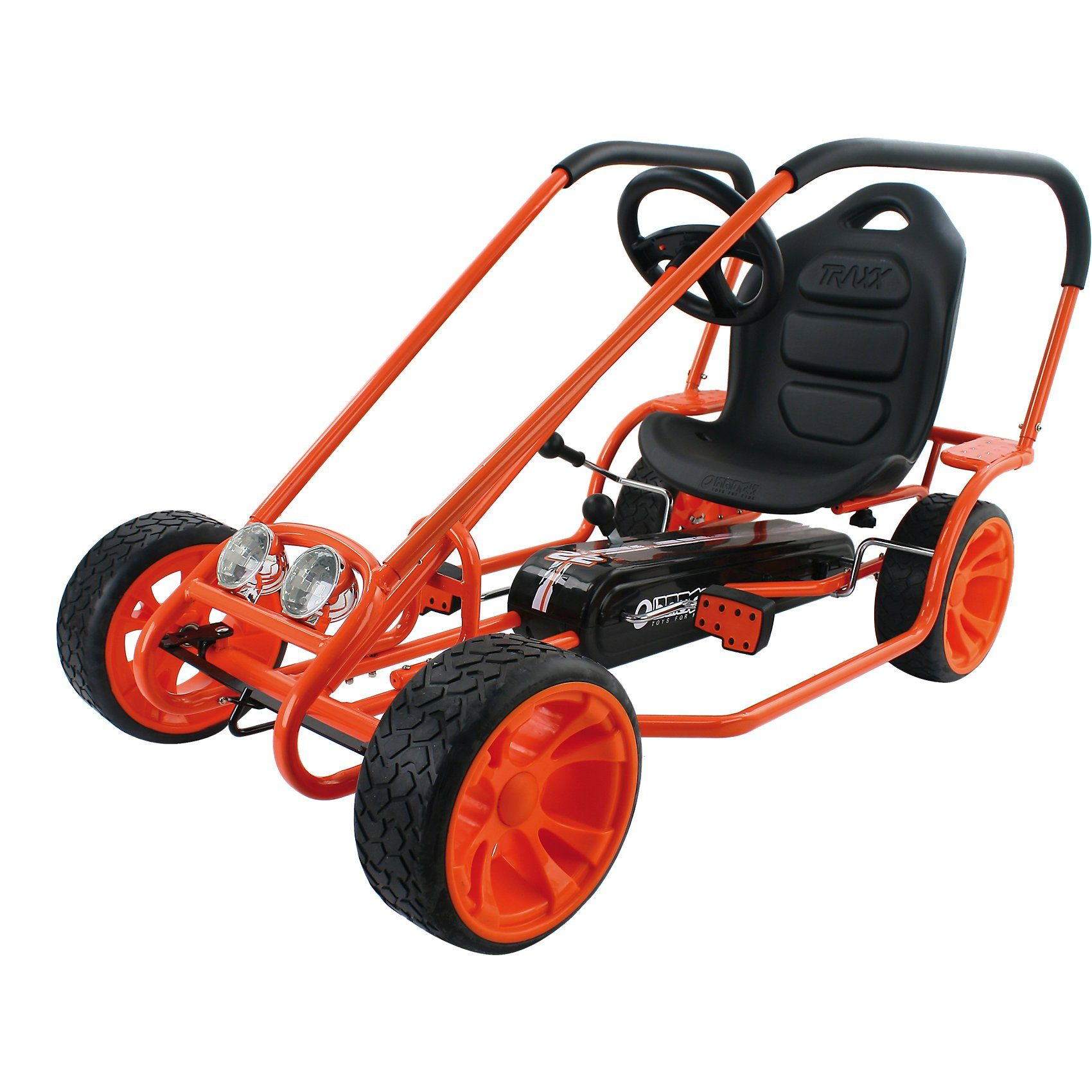 hauck TOYS FOR KIDS Go-Kart Thunder II, orange