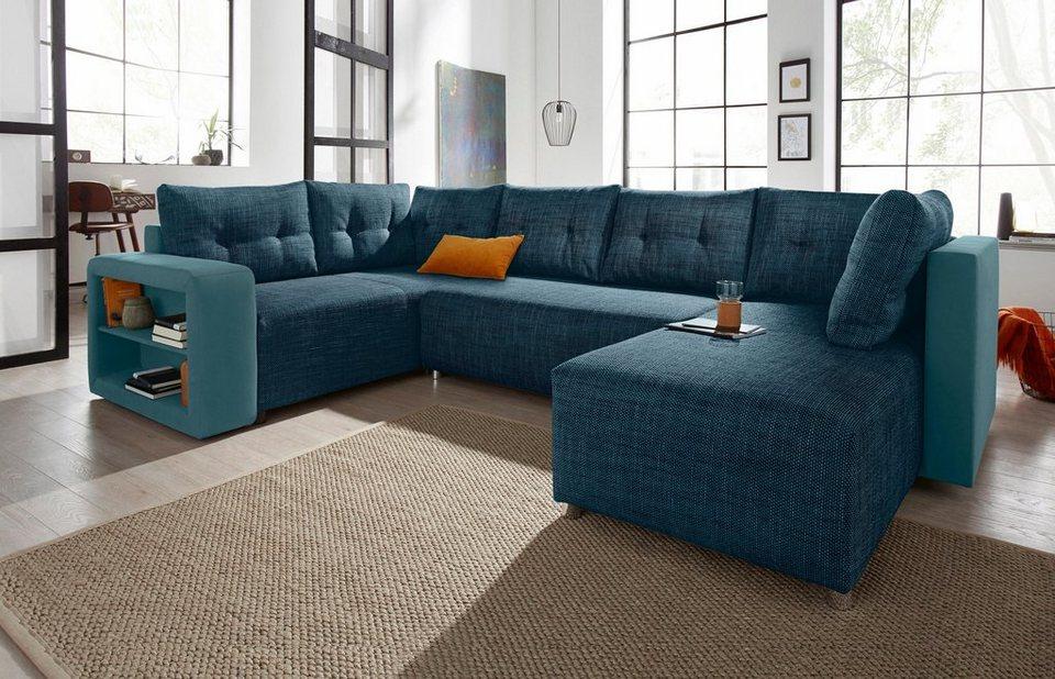 Blue sofa Colour Scheme
