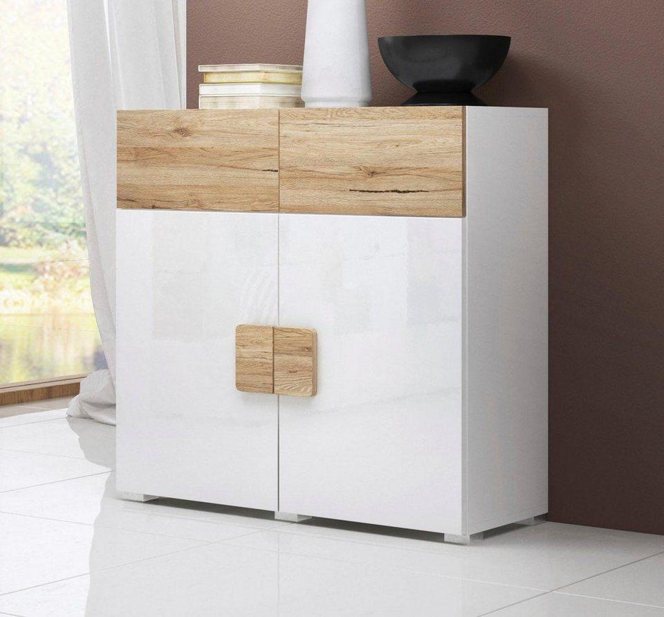 kommode breite 91 cm online kaufen otto. Black Bedroom Furniture Sets. Home Design Ideas