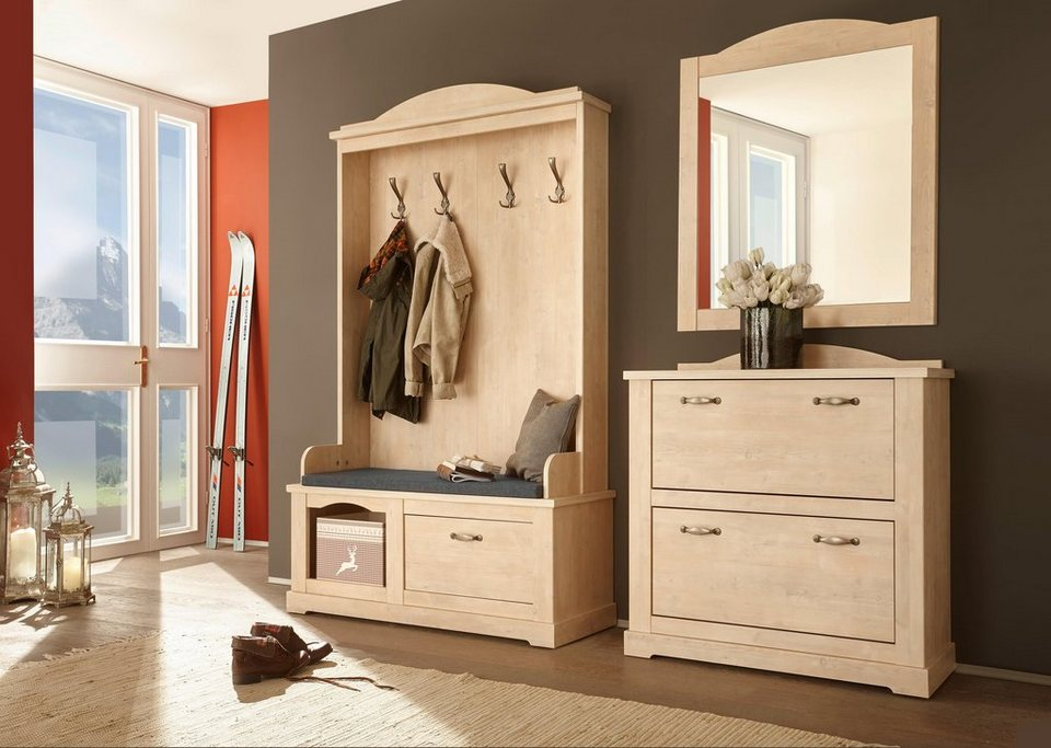 home affaire schuhschrank arosa breite 96 cm otto. Black Bedroom Furniture Sets. Home Design Ideas