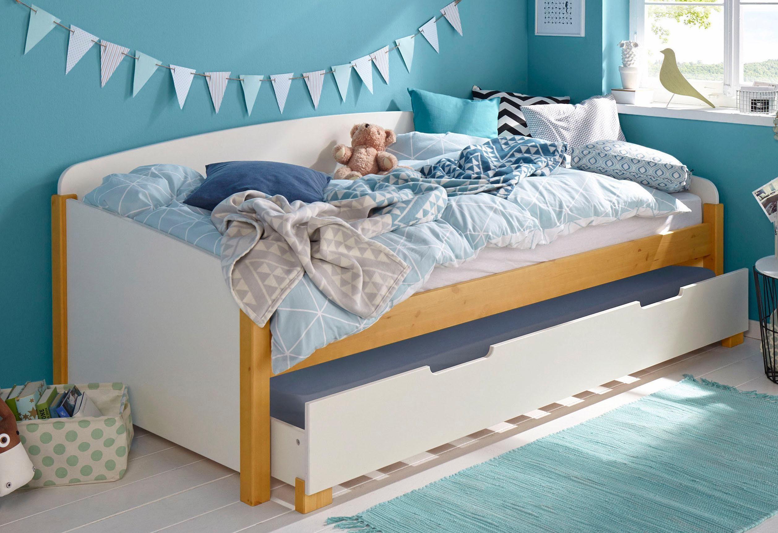 Bettschubkasten mit 2. Schlafgelegenheit