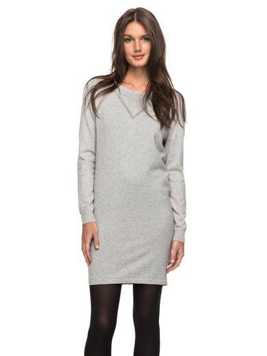 Roxy Langarm-Kleid mit Knopfleiste Winter Story