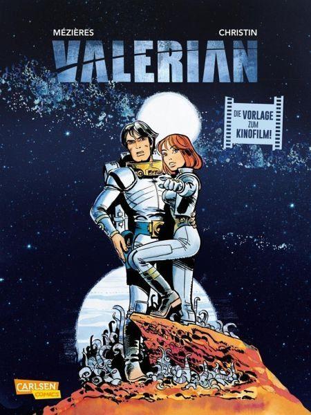 Broschiertes Buch »Valerian & Veronique: Filmausgabe«