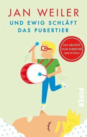 Gebundenes Buch »Und ewig schläft das Pubertier / Pubertier Bd.3«