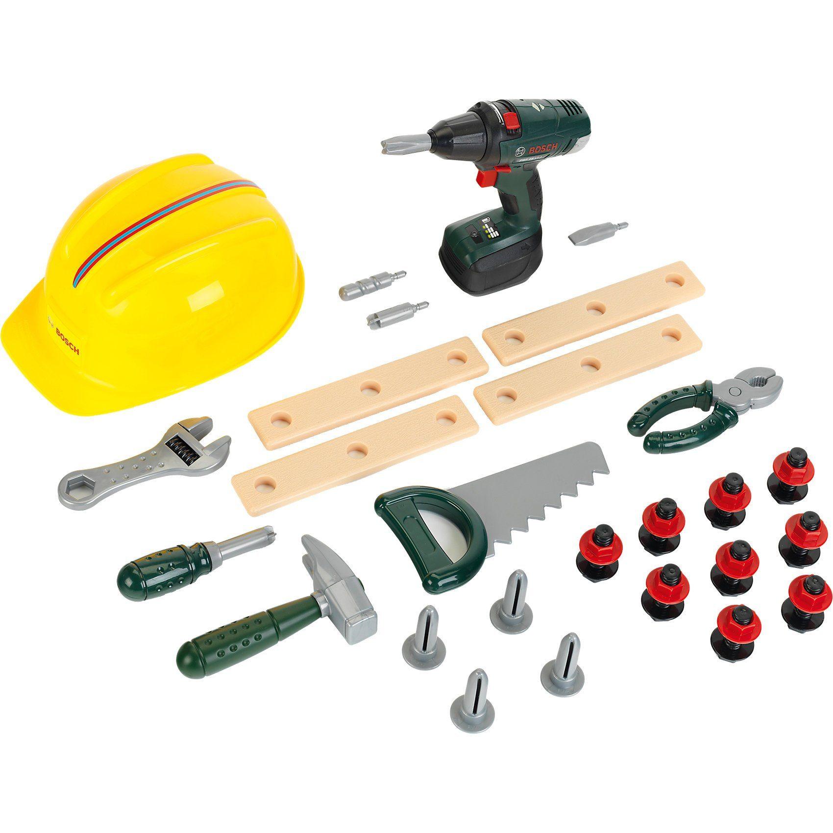 Klein Bosch Handwerker-Set