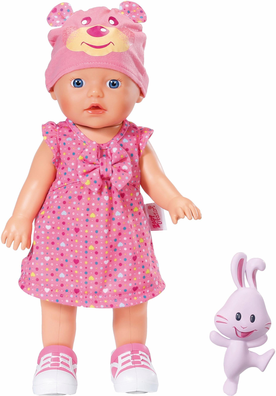 Zapf Creation Puppe mit Lauffunktion, »My Little BABY born® Walks«