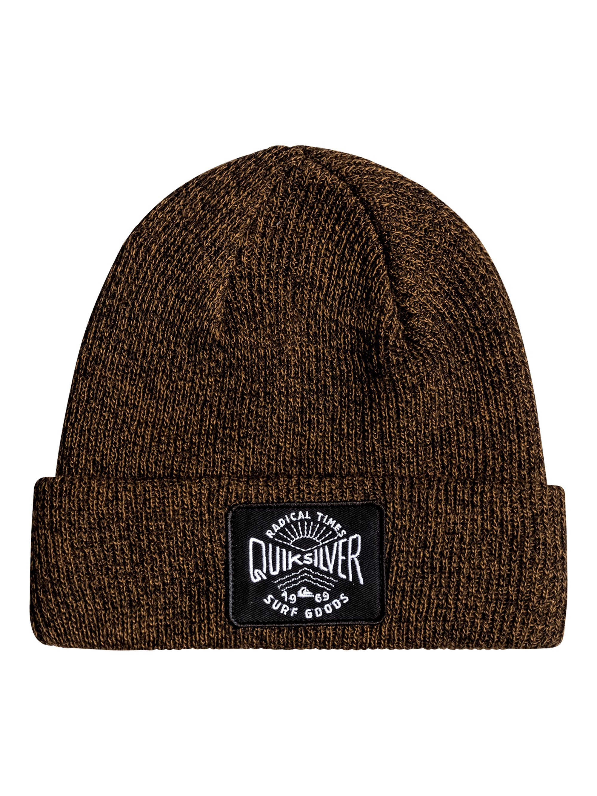 Quiksilver Beanie »Performed Patch«
