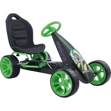 hauck TOYS FOR KIDS Go-Kart Sirocco, grün