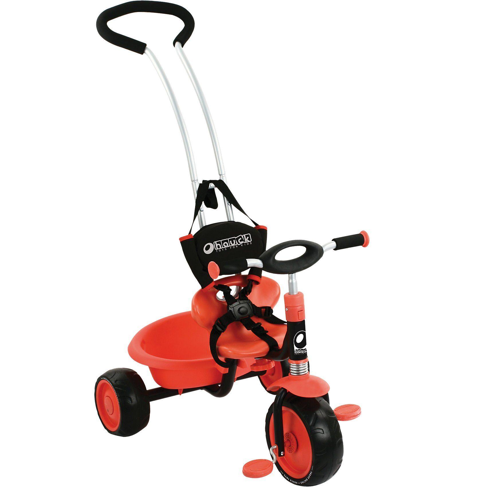 hauck Toys Dreirad Prema, rot