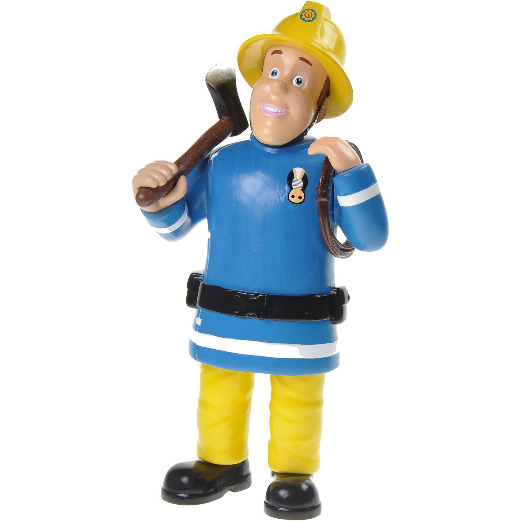 Schaumbadfigur Feuerwehrmann Sam, 300 ml