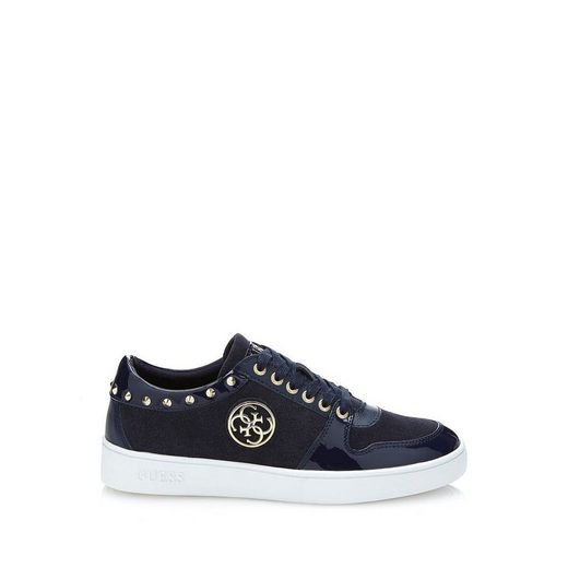 Guess Sneaker Giamal From Suede