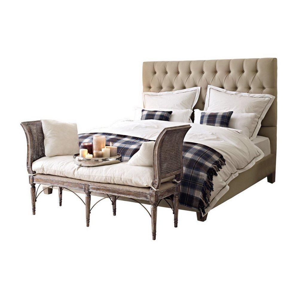 loberon bett benton online kaufen otto. Black Bedroom Furniture Sets. Home Design Ideas