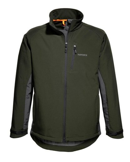Parforce Softshelljacke
