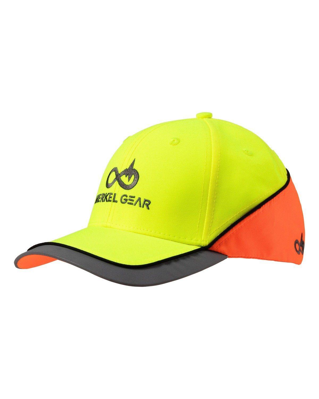 merkel gear -  High-Vis Yellow/Blaze Cap