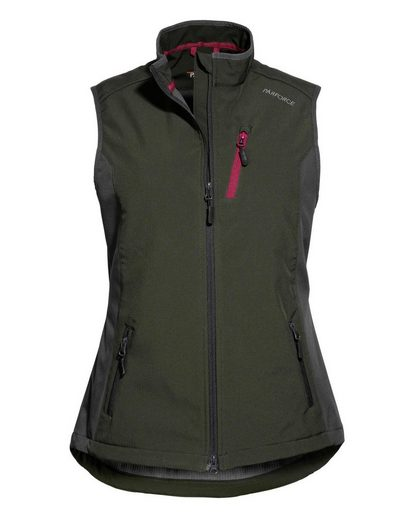 Parforce Weste, Softshell