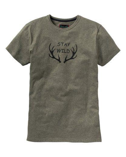 Reitmayer T-Shirt mit Print