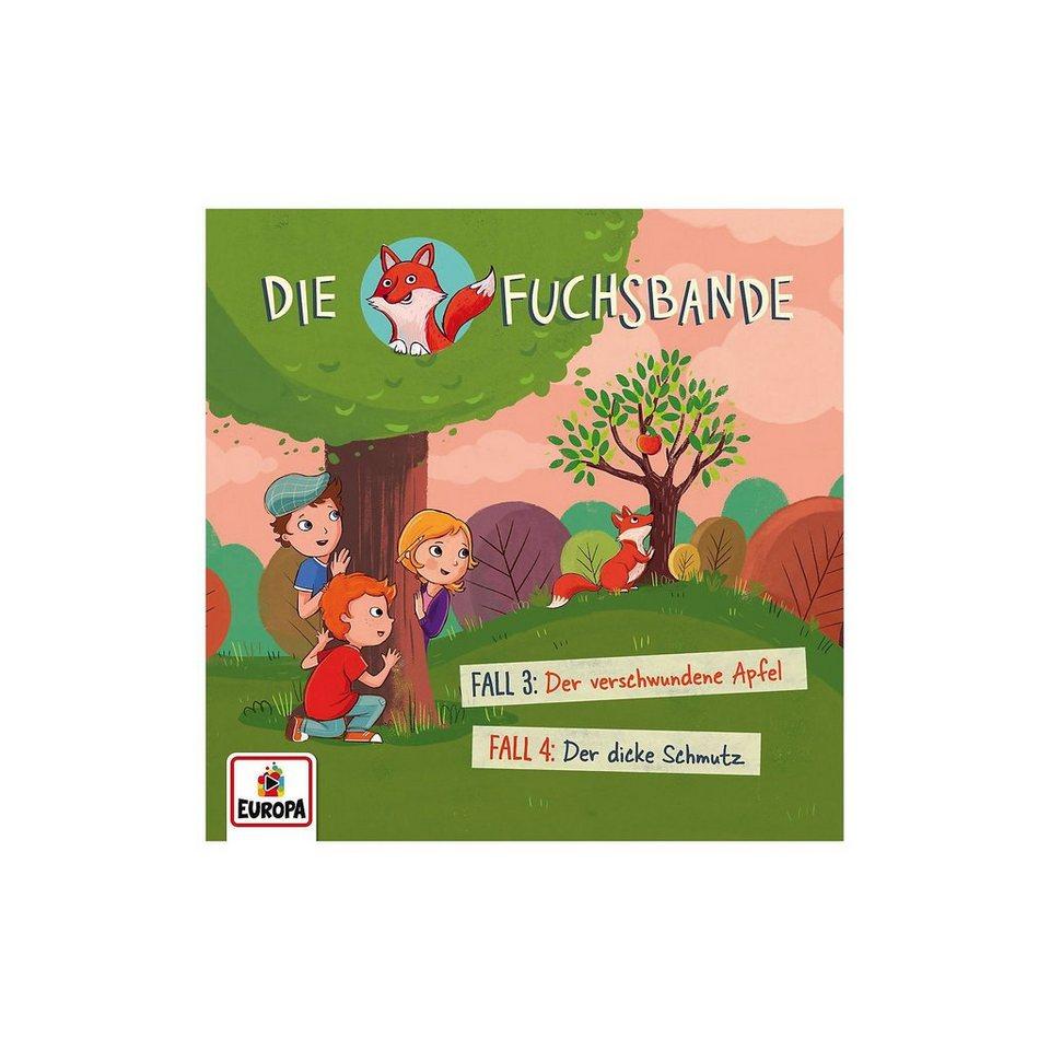 Sony CD Die Fuchsbande 02 - Fall 3: Der verschwundene Apfel online kaufen